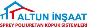 altun inşaat sprey poliüretan köpük sistemleri sultanbeyli istanbul
